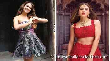 Sara Ali Khan wants to have a destination wedding in New York