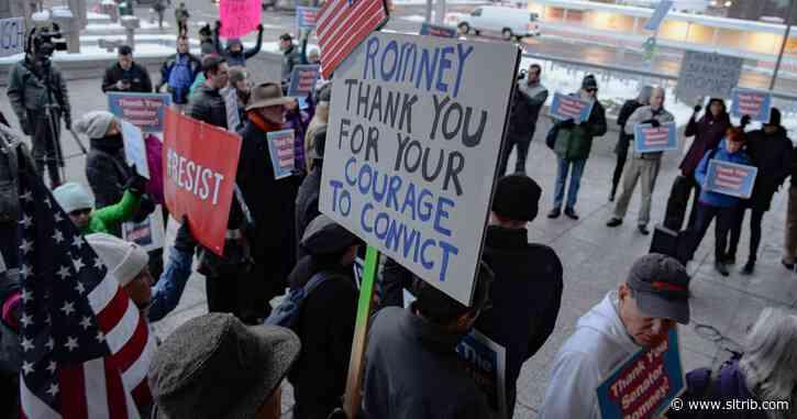Scott Dalgarno: Sen. Mitt Romney took his responsibility to God seriously