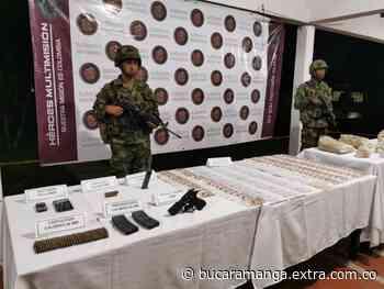 Ejército Nacional golpea estructuras de las disidencias en Piamonte, Cauca [VIDEO] - Extra Bucaramanga
