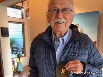 Soldato-fotografo nella Montagna pistoiese diventa cittadino onorario di San Marcello Piteglio - gonews