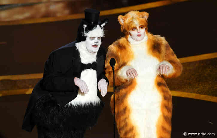 'Cats' visual artist criticises James Corden and Rebel Wilson following 'demeaning' and 'misguided' Oscars jokes