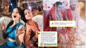 Kavita Kaushik's befitting reply to troll questioning Kamya Panjabi on second marriage to Shalabh Dang is epic