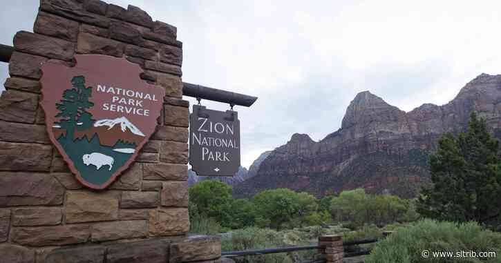 Zion National Park shouldn't start a reservation system, says Utah's members of Congress