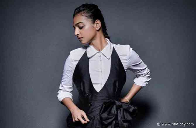 Radhika Apte on her fashion looks: I am a firm believer in pre-loved fashion