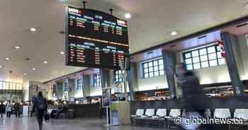 Derailed train disrupts service on Deux-Montagnes, Mascouche lines: Exo - Global News