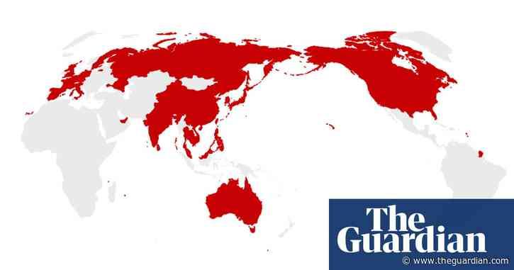 How novel coronavirus spread across the world – visual explainer