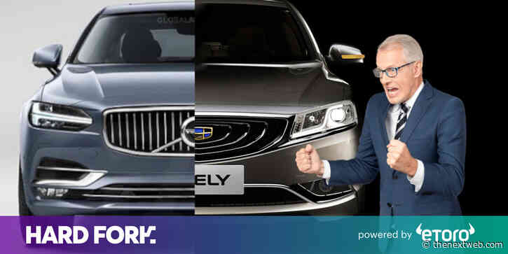 Volvo Cars is reportedly being merged with China's Geely