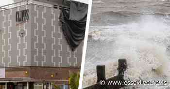 How Southend-on-Sea was battered by 75mph winds leaving damaged buildings and ripped up trees - Essex Live