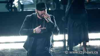 Eminem reveals why he skipped the 2003 Oscars