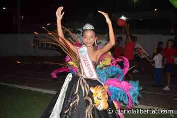 Coronación Reinado Popular Infantil de Puerto Colombia - Diario La Libertad