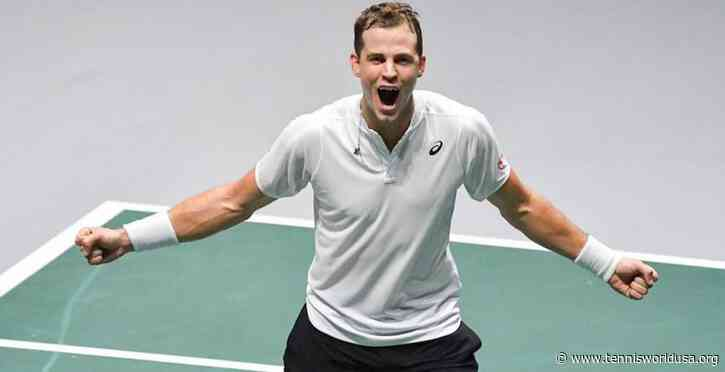 Vasek Pospisil: I would like to get back to the Top 30 e career-high ranking