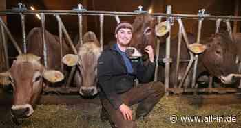 Ausbildung: Warum sich junge Menschen im Allgäu für die Landwirtschaft entscheiden - Waltenhofen - all-in.de - Das Allgäu Online!