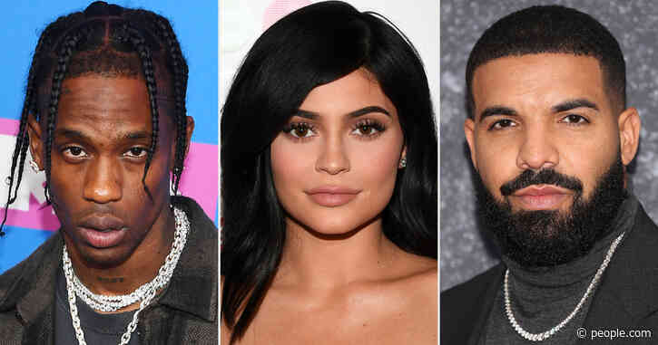 Travis Scott Wasn't 'Thrilled' Kylie Jenner Hung Out with Drake After Their Split: Source