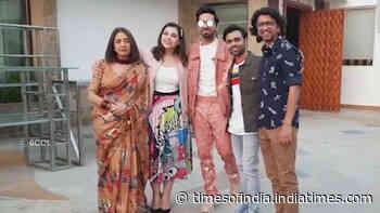 Shubh Mangal Zyada Saavdhan: Ayushmann Khurrana, Jitendra Kumar and Neena Gupta promote their movie