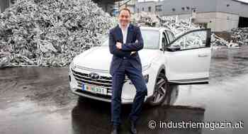 """Brennstoffzellen-Hyundai Nexo im Praxistest: """"Kostenführerschaft? Viel Vergnügen"""" - Industriemagazin"""