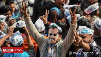 Delhi election: Arvind Kejriwal returns as chief minister after AAP victory