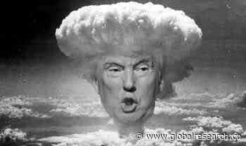 Selected Articles: Trump's New Generation of Nuclear Weapons