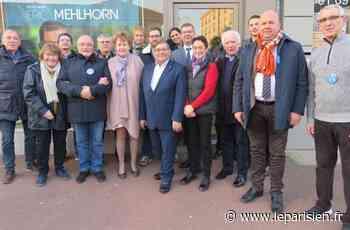 Municipales à Savigny-sur-Orge : Éric Mehlhorn brigue un second mandat - Le Parisien