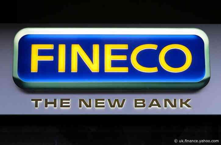 Italy's Fineco plans to open commercial branch in Britain
