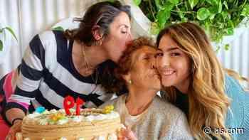 Muere Dolores Díaz, la madre de Paz Padilla, a los 91 años - AS