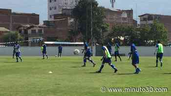 Neyder Moreno ya entrena con Envigado FC - Minuto30.com