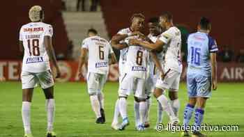 Deportes Tolima le propina una goleada al Envigado - Liga Deportiva Postobón
