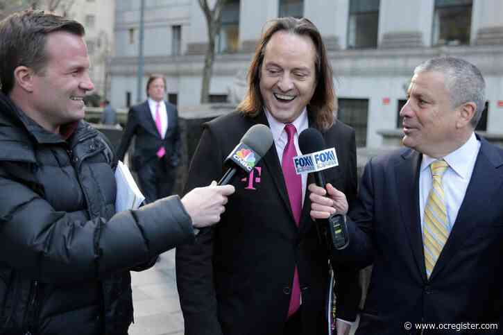 Judge clears a major path to T-Mobile's $26.5 billion Sprint bid
