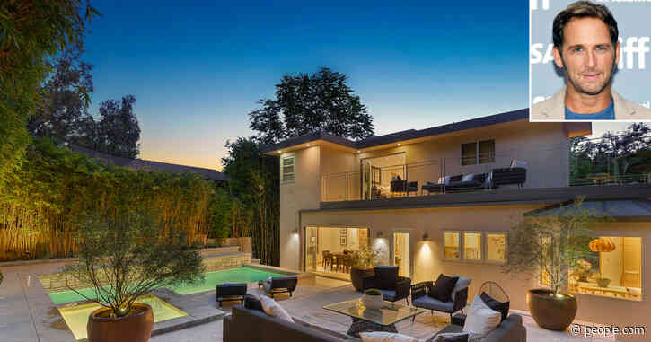 Sweet Home Alabama's Josh Lucas Sells L.A. Home He's Owned for 20 Years for $2.2M — See Inside!