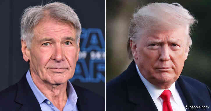 Harrison Ford Jokingly Calls President Donald Trump a 'Son of a B----' on Jimmy Kimmel Live!