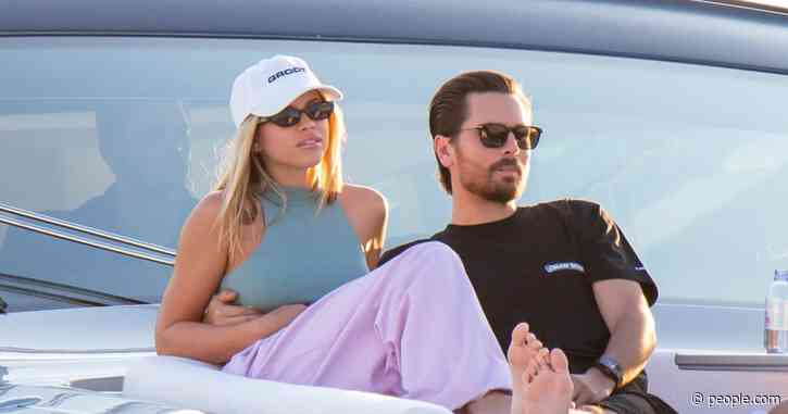 Scott Disick and Sofia Richie Often 'Split Up and Get Back Together,' Source Says