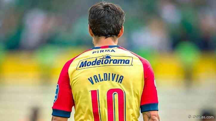 La primera distinción que recibió Valdivia en la Liga MX - AS Chile