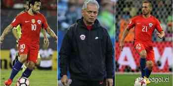 A 45 días de las eliminatorias, Jorge Valdivia y Marcelo Díaz golpean las puertas de la selección chilena - RedGol