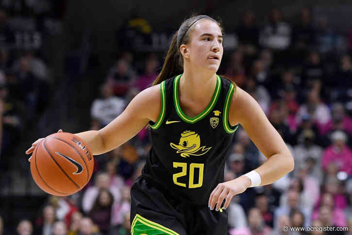 Whicker: Oregon's Sabrina Ionescu, college basketball's best player, has a new cause now