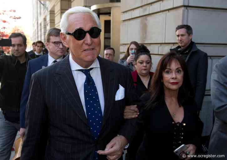 Justice Department to lower recommended sentence for Roger Stone