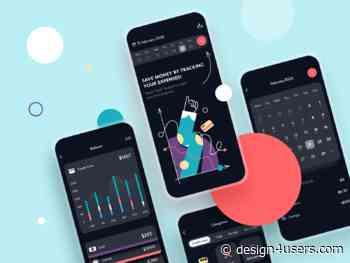 Foot the Bill: Inspiring UI Designs for Finance Apps