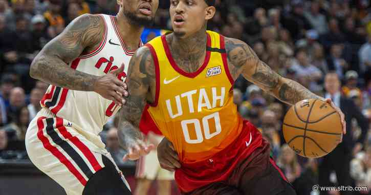 Gordon Monson: Where would the Utah Jazz be without Jordan Clarkson? Not where they are.
