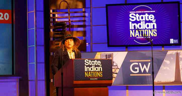 Native American leader says tribal sovereignty still threatened from 'every corner'