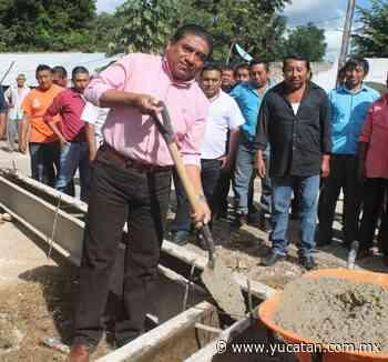 Acusan al alcalde panista de Chemax de apropiarse ilegalmente de terrenos ejidales - El Diario de Yucatán