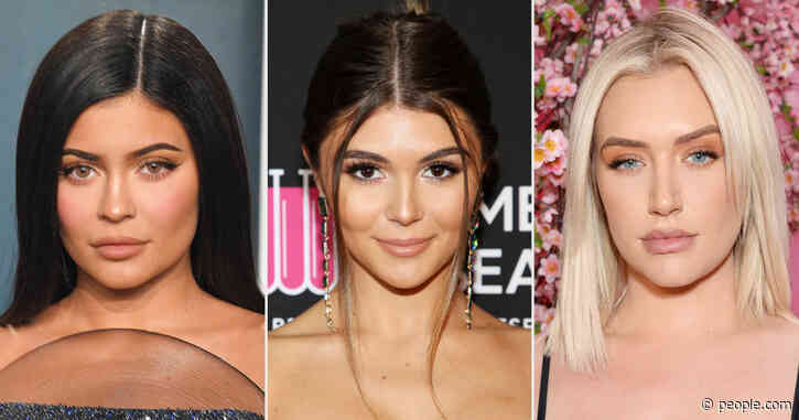 Olivia Jade Hangs Out with Kylie Jenner and Stassie Karanikolaou at Oh Polly Lingerie Launch
