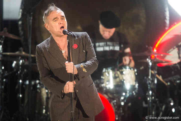 Morrissey, Bauhaus, Blondie top new Cruel World festival coming to Carson