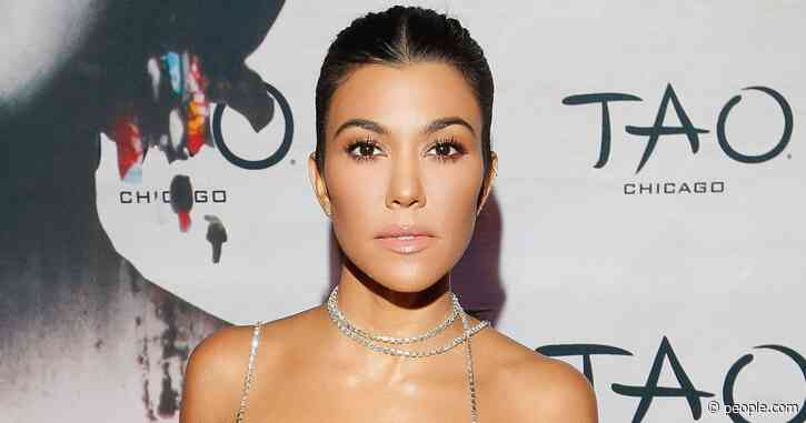 Kourtney Kardashian Is 'Happy' to be Filming KUWTK Less, Wants to 'Protect' Her Kids: Source