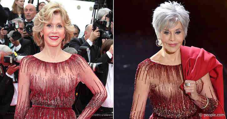 Jane Fonda's Hair Colorist on Her Gray Pixie Cut at the 2020 Oscars: 'She's Not Afraid of Change'