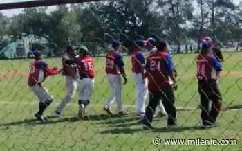 Beisbolistas protagonizan riña durante partido en Tampico y Altamira - Milenio