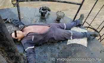 Muere joven obrero por posible inhalación de gases en Altamira - Vox Populi
