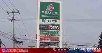 Baja centavos el precio de la gasolina en Altamira - Hoy Tamaulipas