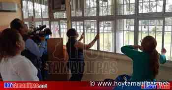 Se hunden aulas en primaria de Altamira - Hoy Tamaulipas