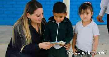 DIF Altamira ayuda a sana alimentación de estudiantes de la zona rural - NotiGAPE - Líderes en Noticias