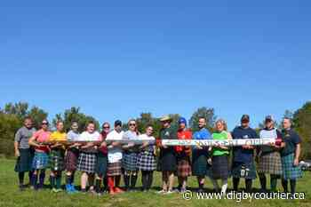 All things Scottish - Lawrencetown students host highland games, Gaelic workshops - The Digby Courier