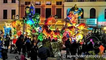 67° Carnevale di Sandrigo: carri mascherati e cioccolata - VicenzaToday