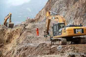 Carretera Salcahuasi-Puerto San Antonio impulsará el agro en Huancavelica - Agencia Andina